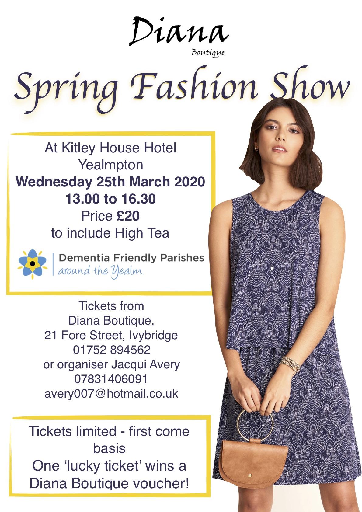 Spring Fashion Show