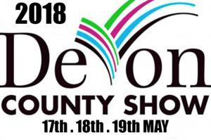 Devon County Show 2018 logo